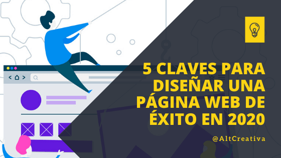 Post de diseño web claves
