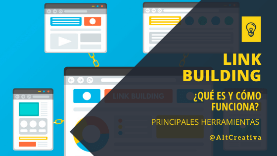 Link Building post en en blog de Alternativa Creativa Agencia de Marketing Digital