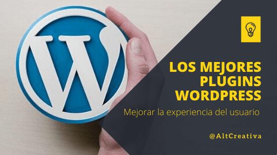 Los mejores plugins wordpress
