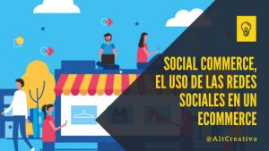 Las redes sociales para un ecommerce