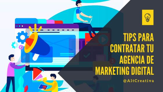 Todo lo que tienes que saber cuando contratas a una agencia de marketing digital