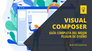 Visual Composer el maquetador web de WordPress