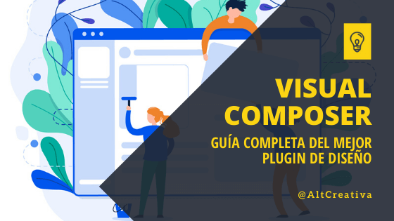 Visual Composer el maquetador web de Wordpress