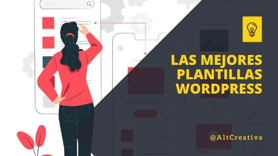 Las mejores plantillas WordPress para empresas