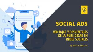 Publicidad en redes sociales blog de marketing digital de Alternativa Creativa