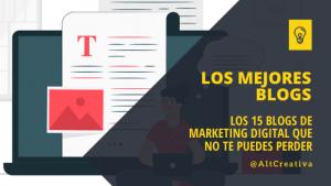 los mejores blogs de marketing digital - Alternativa creativa