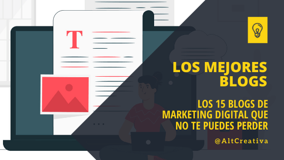 los mejores blogs de marketing digital - Alternativa creativa